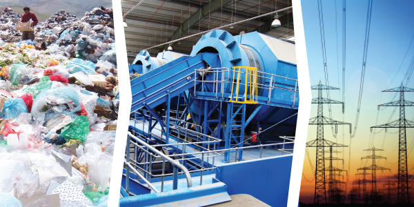 An Opportunity To Generate Energy From Garbage The