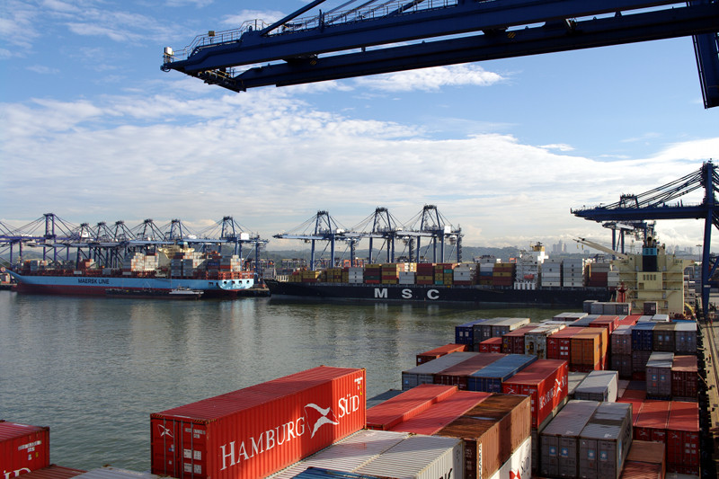 Port Of Tacoma Ship Tour