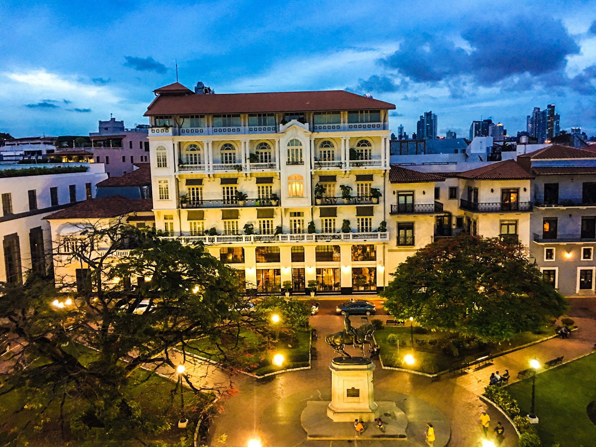 Casco Viejo Stepping Back In Time The Panama Perspective