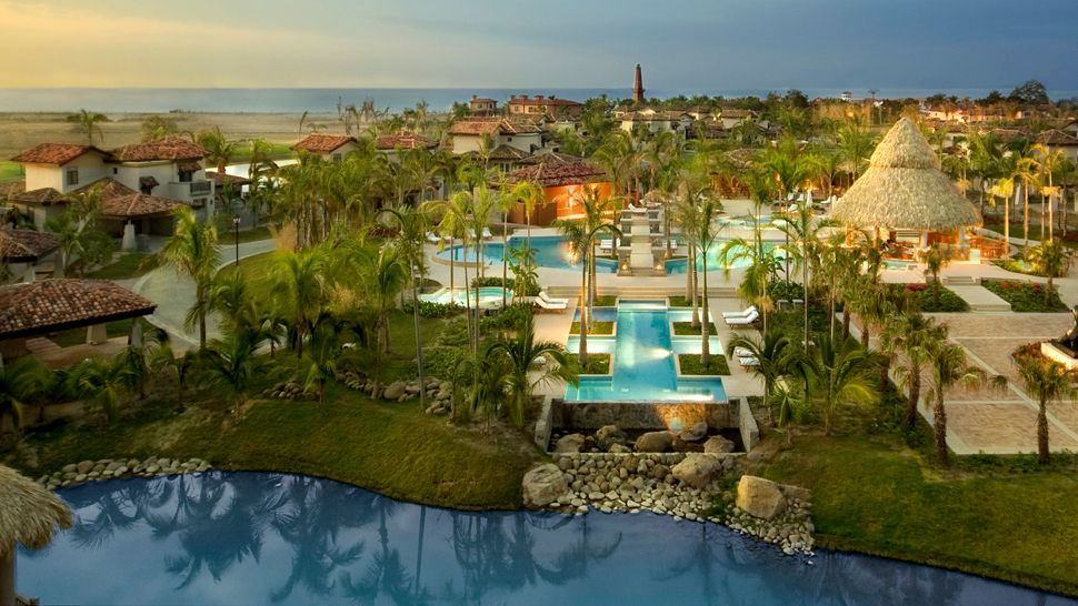 Jw Marriott Panama Golf Beach Greets Travelers Flying Through New